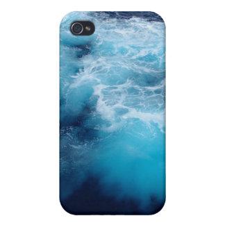 Océano Pacífico del caso del iPhone de Kauai iPhone 4 Cobertura