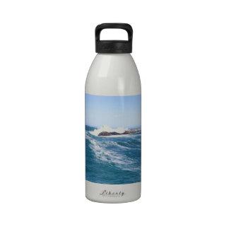 Océano Pacífico en Redondo Beach Botella De Beber
