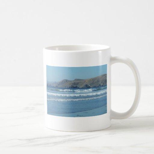 Océano Pacífico Tazas