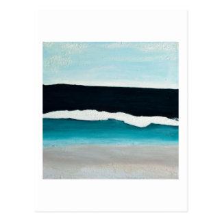 """Océano"" por Peter Heuscher Postales"