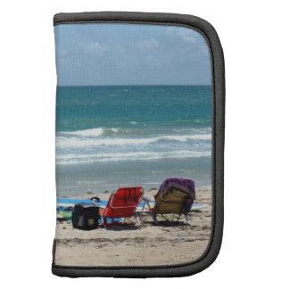 océano SM de la arena de los paraguas de las tabla Organizadores