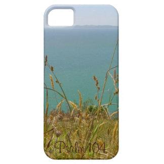 Océano Vista - salmo 104 iPhone 5 Case-Mate Carcasas