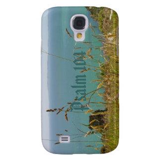 Océano Vista - salmo 104 Funda Para Galaxy S4