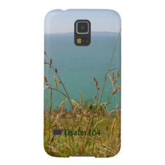 Océano Vista - salmo 104 Fundas De Galaxy S5