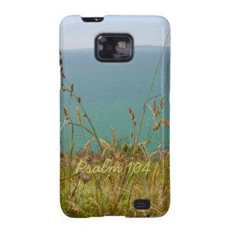 Océano Vista - salmo 104 Galaxy S2 Carcasas