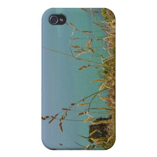 Océano Vista - salmo 104 iPhone 4 Carcasas