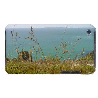 Océano Vista - salmo 104 iPod Touch Carcasas
