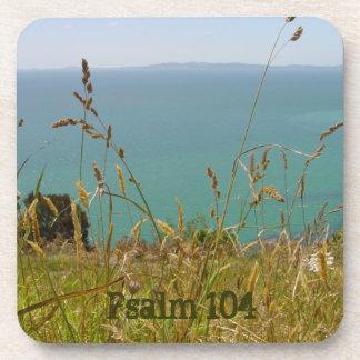 Océano Vista - salmo 104 Posavasos