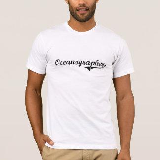 Oceanographer Professional Job T-Shirt