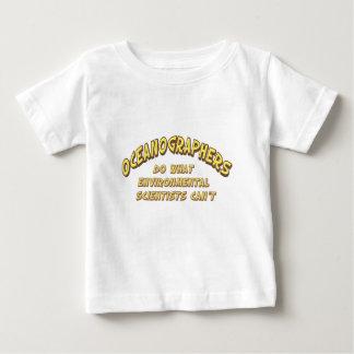Oceanographers Baby T-Shirt