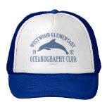 Oceanography Club Trucker Hats