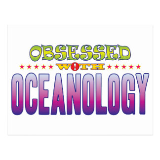Oceanology 2 Obsessed Postcard