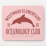 Oceanology Club Mouse Pads