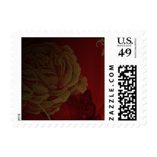 Océanos del tiempo sello postal