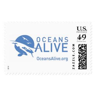 Oceans Alive Postage