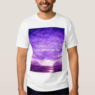 """""""Ocean's Amethyst Sea"""" T-Shirt"""