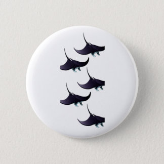 Oceans Angels Pinback Button
