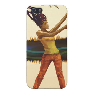 Oceans bow to her - iPhone 4 Cover For iPhone SE/5/5s