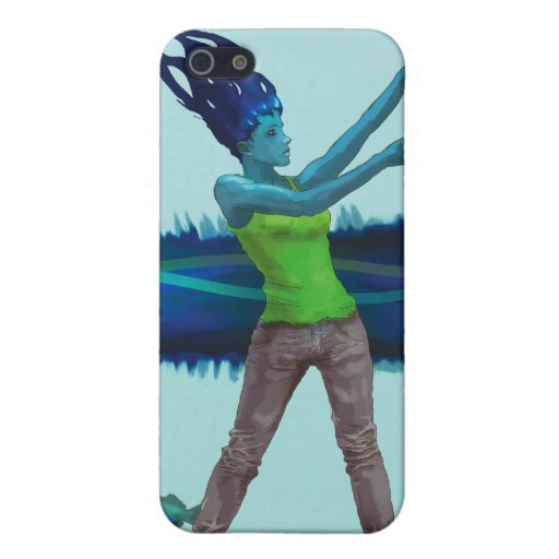 Oceans bow to her - iPhone 4 iPhone 5 Covers