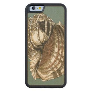 Ocean's Jewel Carved Maple iPhone 6 Bumper Case