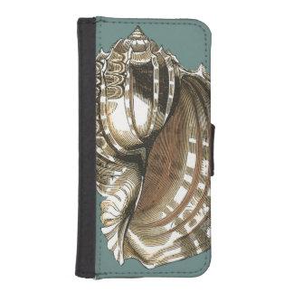 Ocean's Jewel Wallet Phone Case For iPhone SE/5/5s
