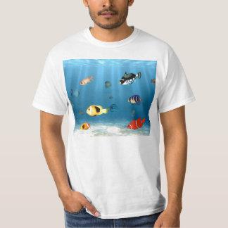 Oceans Of Fish Shirt