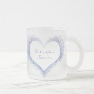 Oceans of Love Wedding Coffee Mugs