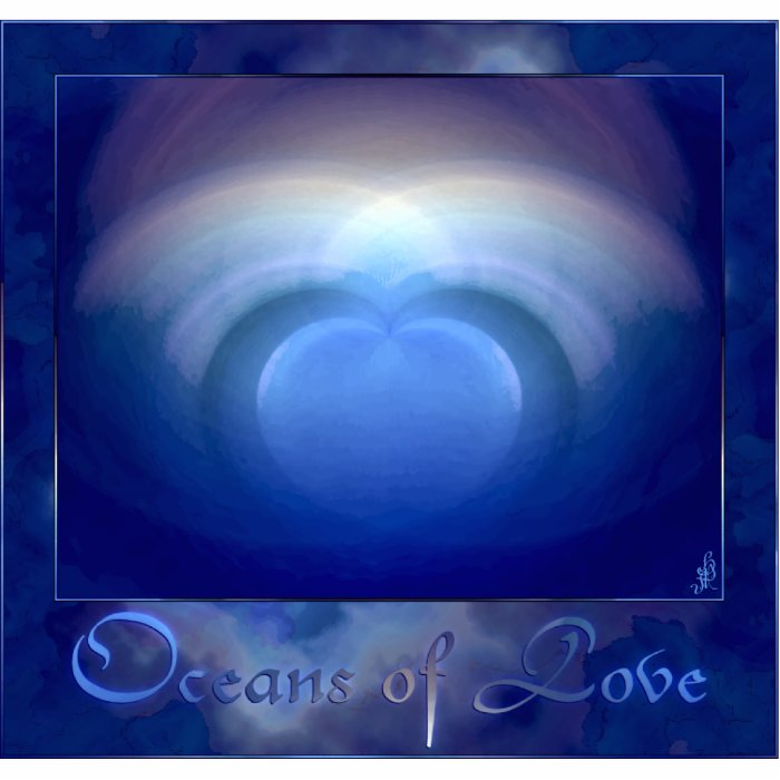 Oceans of Love Wedding Statuette