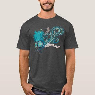 Oceans Rock Music Inspired Illustration T Shirt