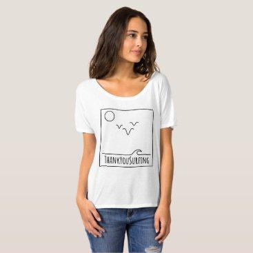 Oceanscape T for Women T-Shirt
