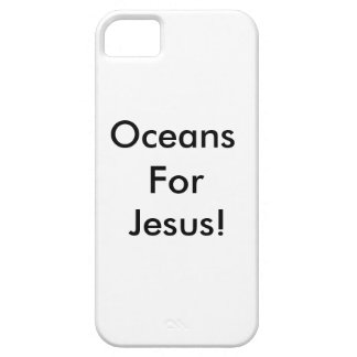 OceansForJesus - Phone Cover