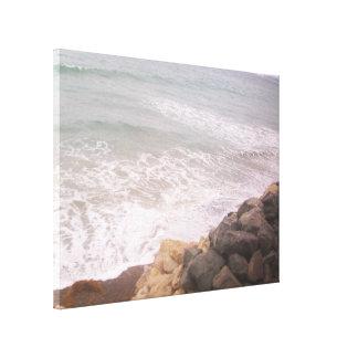 OCEANSIDE,CA CANVAS PRINT