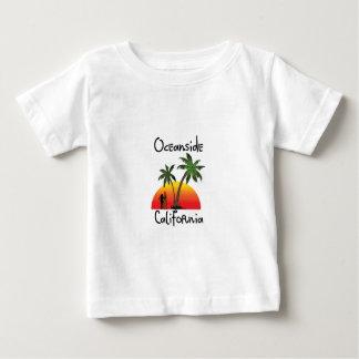 Oceanside California Baby T-Shirt