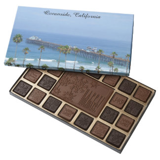 Oceanside California Holiday Chocolates