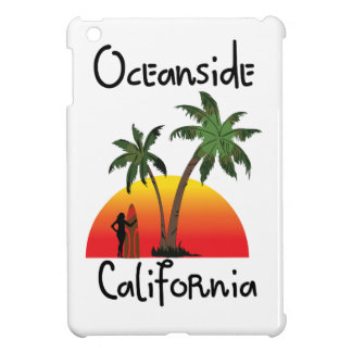 Oceanside California iPad Mini Cases