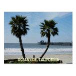 OCEANSIDE, CALIFORNIA POST CARD