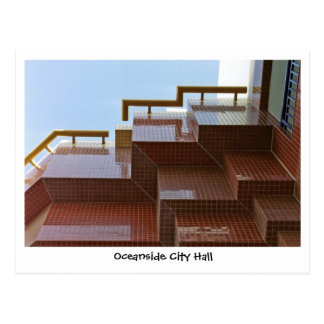 Oceanside City Hall Postcard