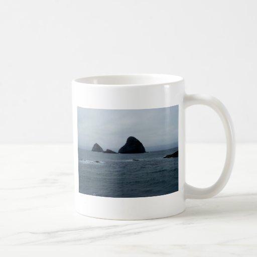 Oceanside Coffee Mug