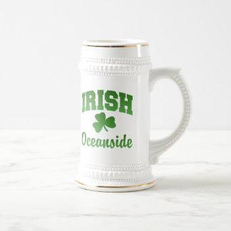 Oceanside Irish Mug