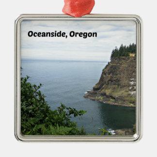 Oceanside, Oregon Christmas Tree Ornaments