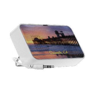 Oceanside Pier Mini Speaker