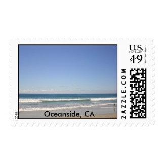 Oceanside Stamp
