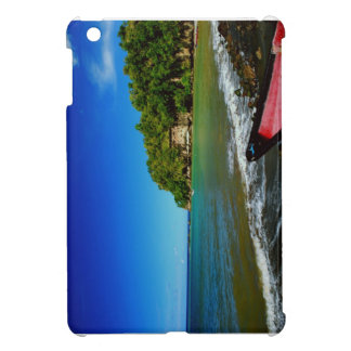 Oceanside view in Saint  Lucia Case For The iPad Mini