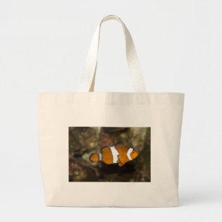 Ocellaris Clownfish Canvas Bags