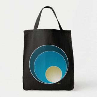 Ocelo verde. Bag Bolsa