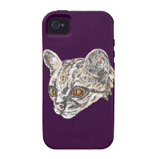 Ocelot Vibe iPhone 4 Cases
