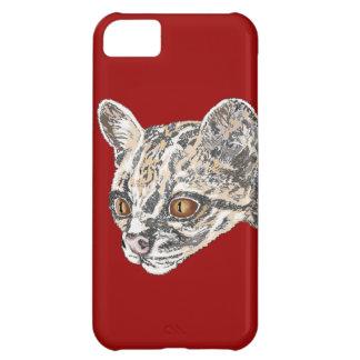 Ocelot Case For iPhone 5C