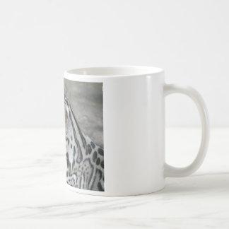 Ocelot Classic White Coffee Mug