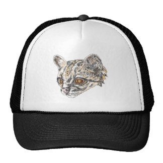 Ocelot Trucker Hat