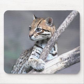 Ocelot Mouse Pad